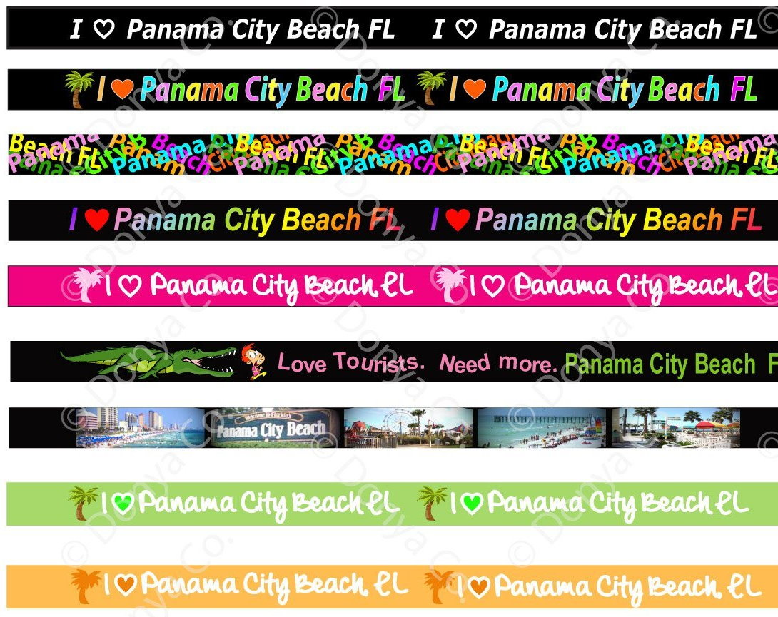 Panama City lanyard